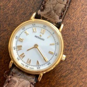 Vintage Movado Watch